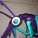 tête de moustique