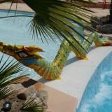 dragon jet d'eau