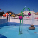 aire de jeux aquatique
